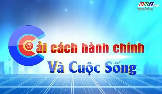 """Tuyên truyền CCHC trên sóng Đài PTTH tỉnh Bà Rịa –Vũng Tàu với chuyên mục """"Cải cách hành chính và cuộc sống"""""""