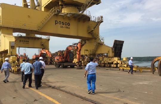 Hoạt động Kiểm tra nhà nước về phế liệu nhập khẩu làm nguyên liệu sản xuất trên địa bàn tỉnh Bà Rịa – Vũng Tàu